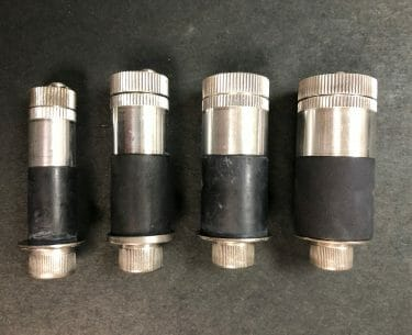 Condenser Tube Plugs from 1/2